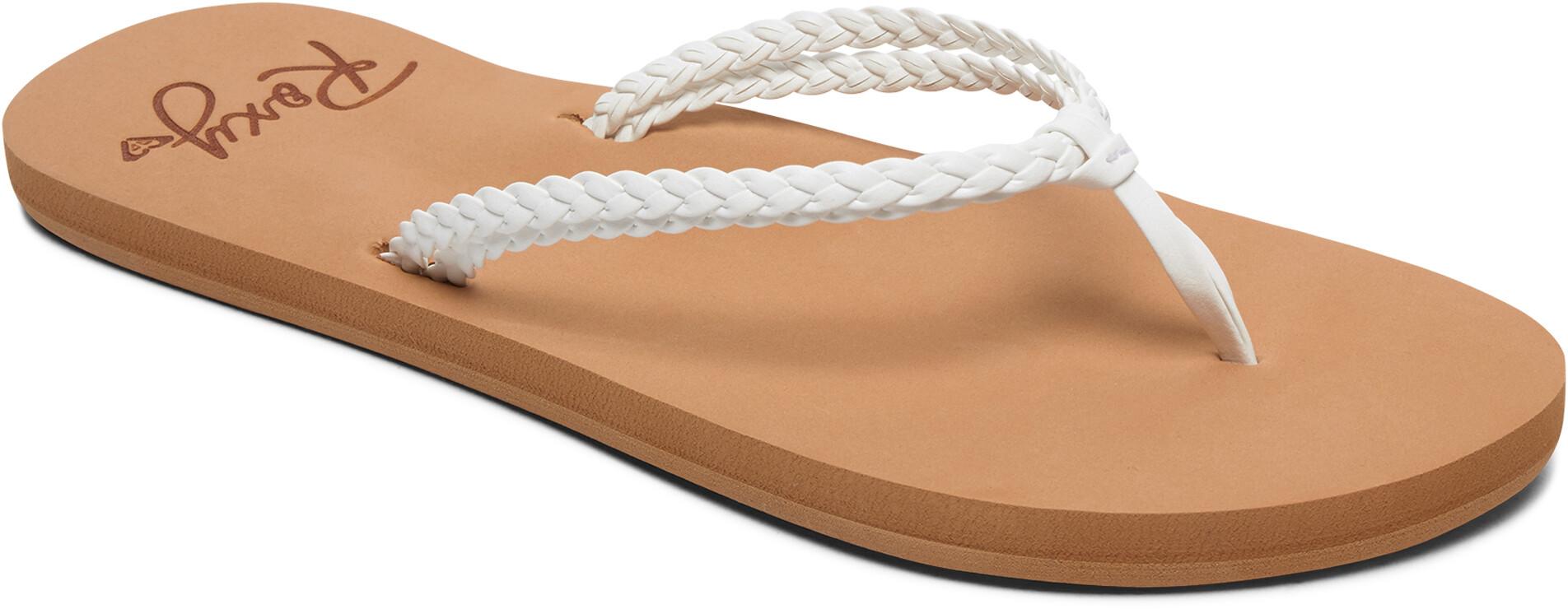 864b86669e16 Roxy Costas Sandals Women White
